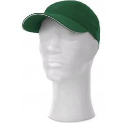 Kappe mit Kopschutz