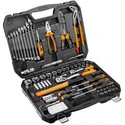 Werkzeugkoffer PRO 100-teilig