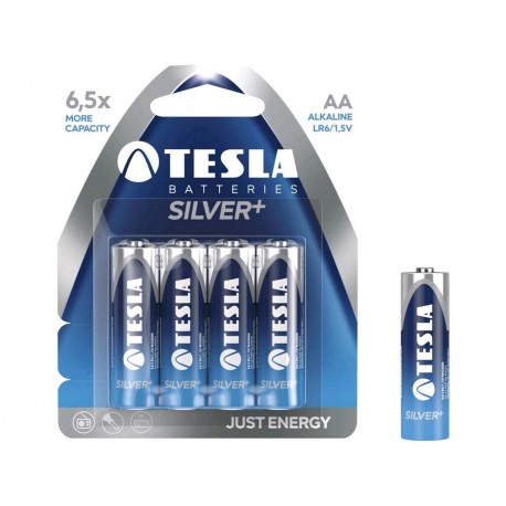TESLA Batterien AA+ und AAA+