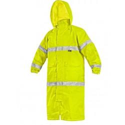 Warn-Regen-Mantel