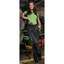 Damen-Arbeitshose lang - Mischgewebe MG 65/35 %